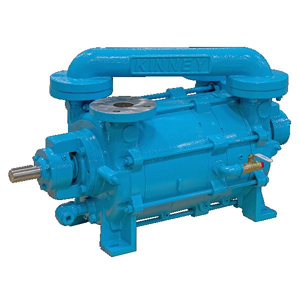 Liquid Ring Vacuum Pumps & Systems