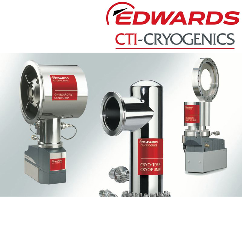 Cryopumps, Water Pumps & Compressors