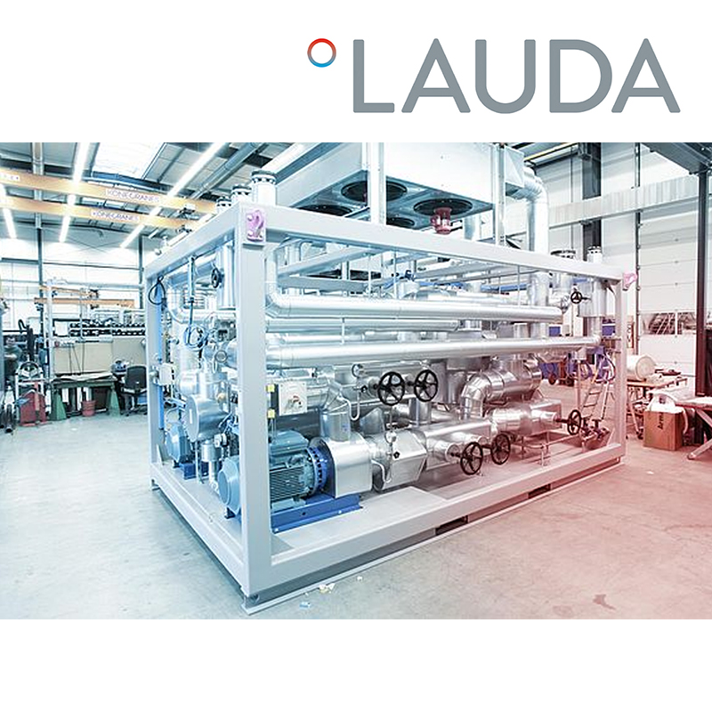 Industrial Heating & Cooling Systems