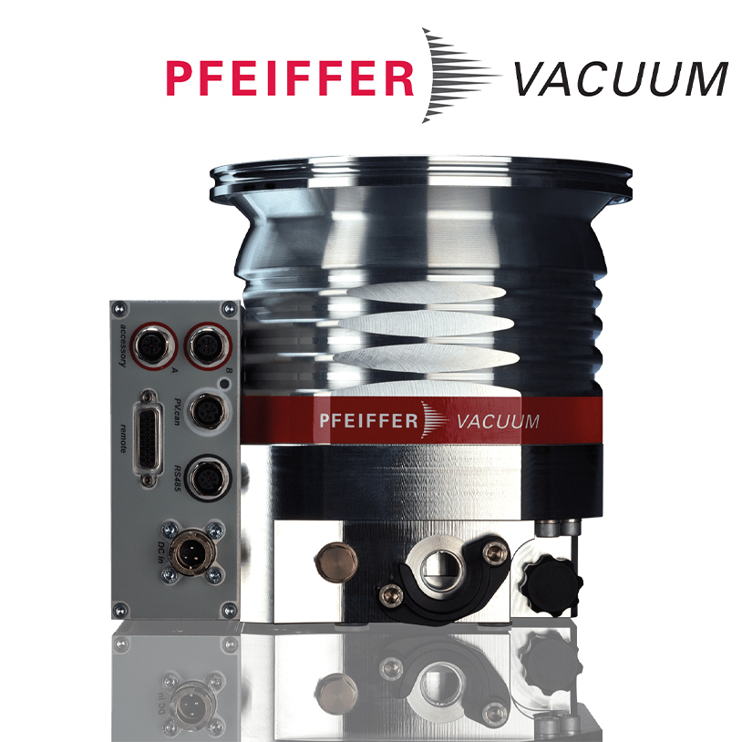 Vacuum Pumps, Components & Instruments
