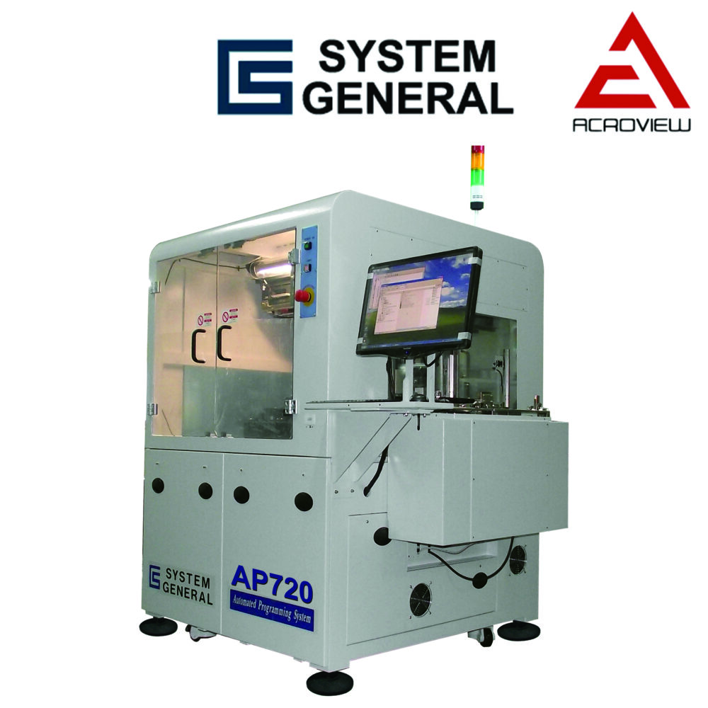 IC Programmers & Inspection Systems
